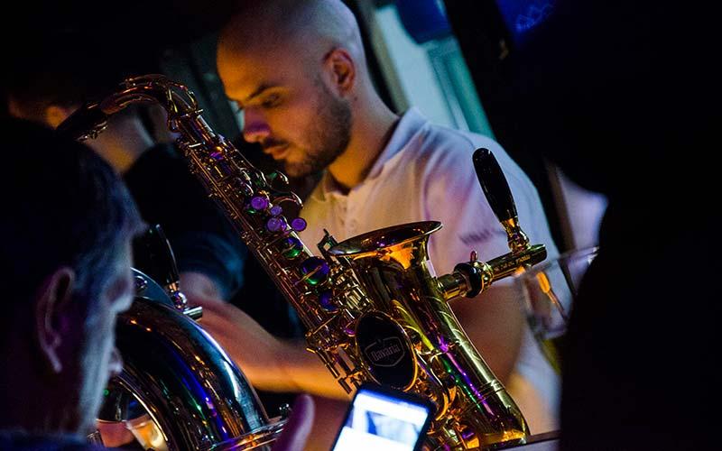 Laza-Saksofonedit